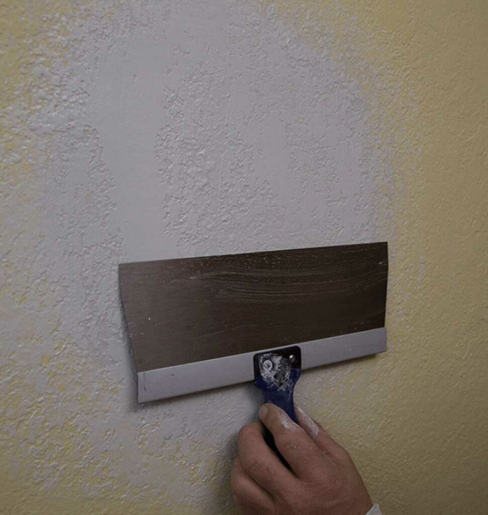 Wall fix