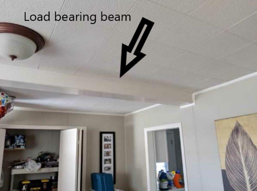 Load bearing beam