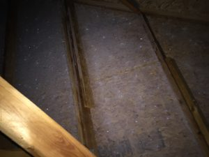 frost in the attic