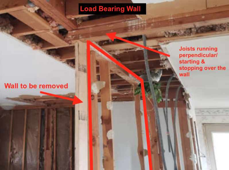 How to Tell if a Wall is Load Bearing?