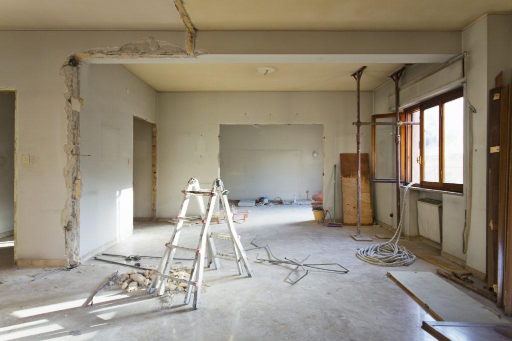 large renovation